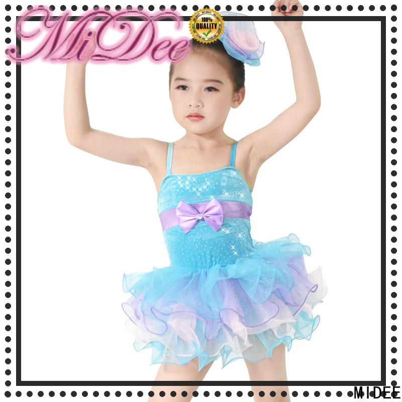MIDEE wide ballet clothes factory price Stage