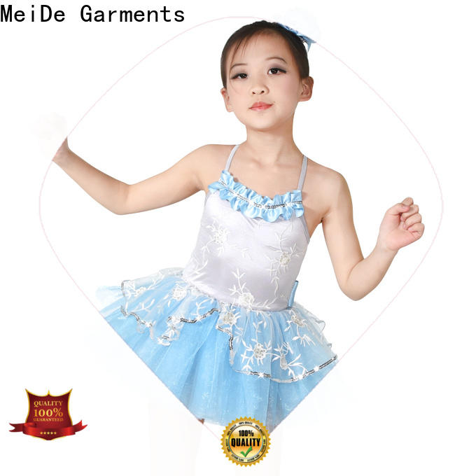 MIDEE comfortable ballet dress toddler bulk production show