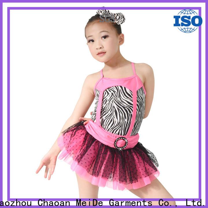 MIDEE comfortable ballet dancewear bulk production dance school