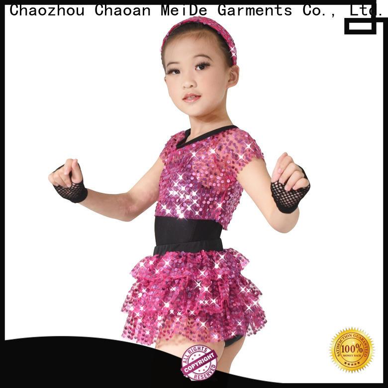 MIDEE leotard ballet costumes odm show