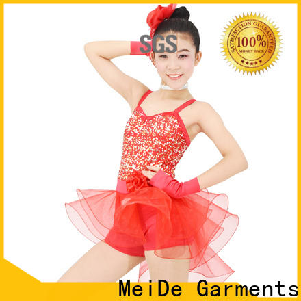 MIDEE adjustable ballet costumes odm dance school