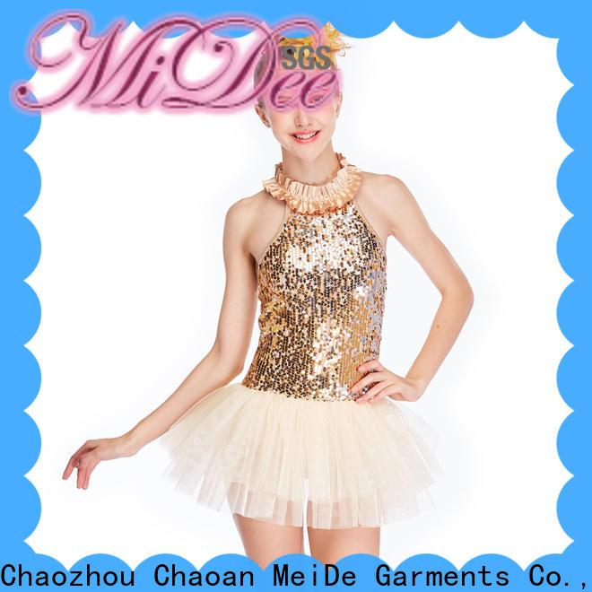 MIDEE performance ballet dress bulk production dance school