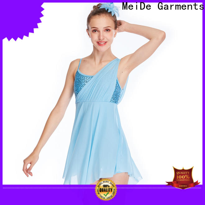 OEM custom lyrical dance costumes lyrical custom performance