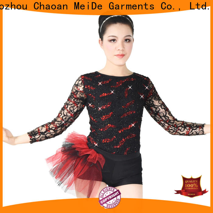 MIDEE cheerful jazz dance outfits for wholesale performance