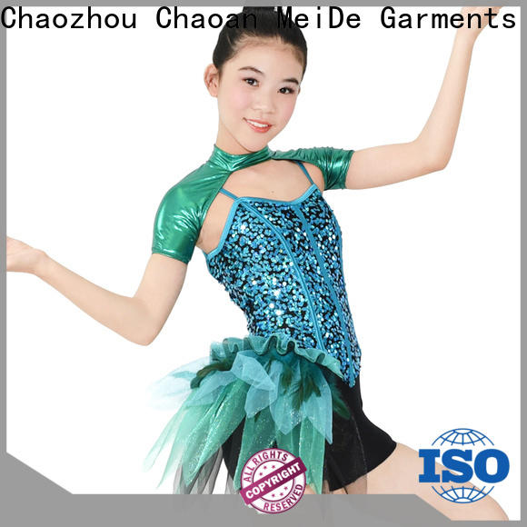 MIDEE jazz costumes dance solo manufacturer dancer