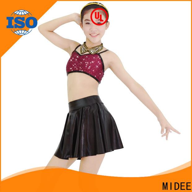 odm jazz dance dress sequined manufacturer dancer