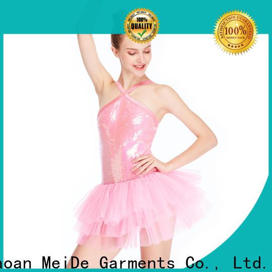 anti-wear ballet dress toddler swan bulk production show
