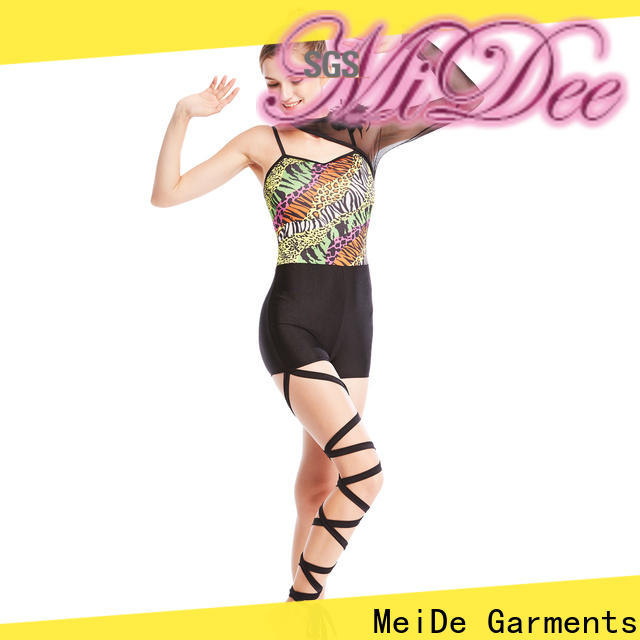 MIDEE girls jazz costumes for wholesale competition