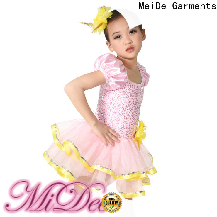 MIDEE anti-wear dance costumes ballet factory price show