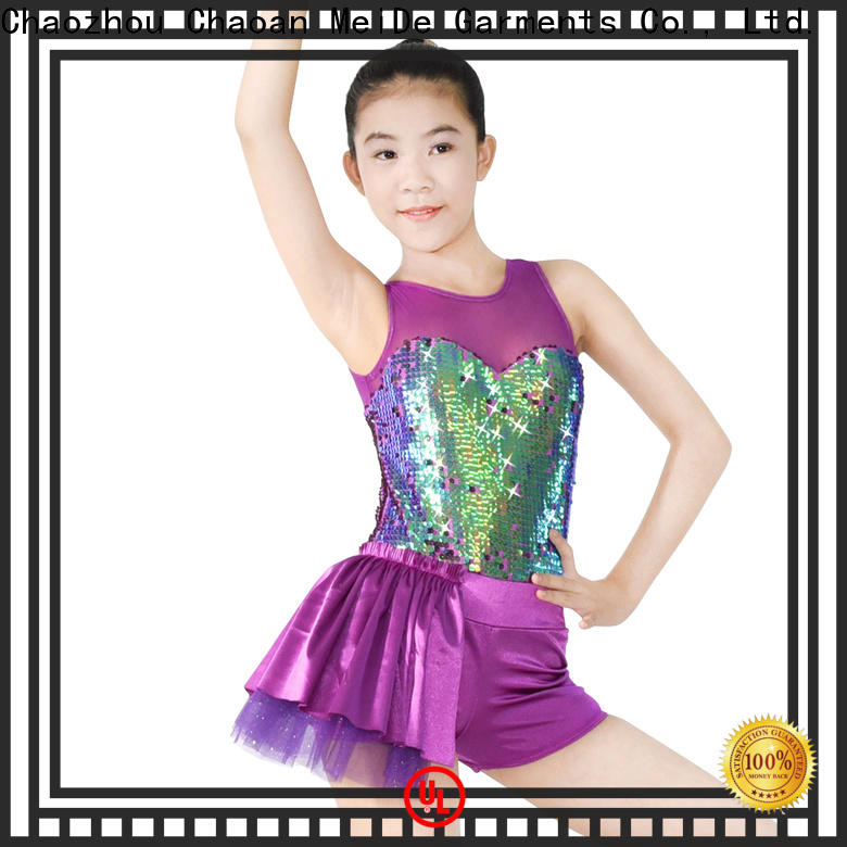adjustable toddler ballet clothes one factory price show
