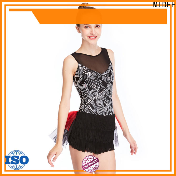 MIDEE tap jazz costumes dance solo for wholesale performance
