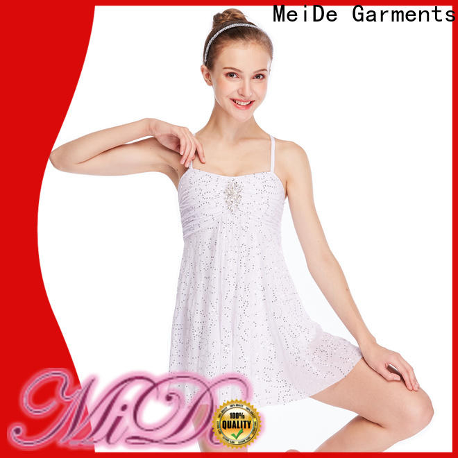 MIDEE camisole lyrical dance costumes dance clothes performance