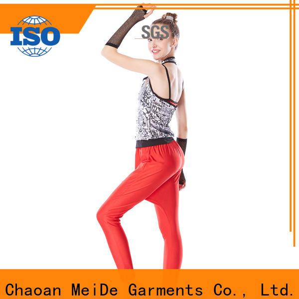 MIDEE professional dress tap dance costumes customization show
