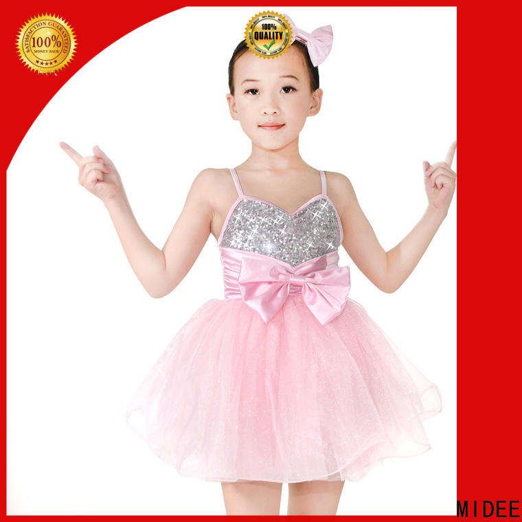 stable performance children's dance costumes wear customization competition