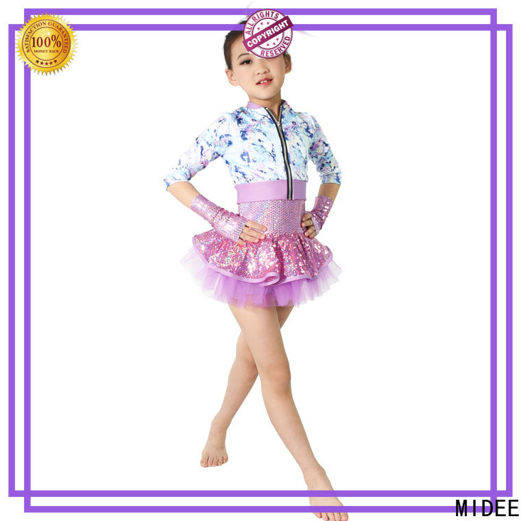 reasonable structure dance costumes for kids foiled customization competition