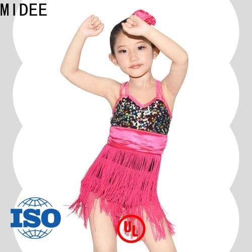 MIDEE top adult dance clothes dance clothes show