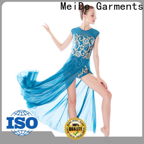 customization dance costumes for women crop dance clothes stage