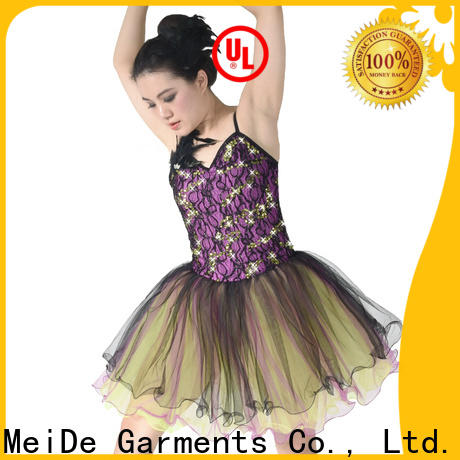 MIDEE comfortable ballet dresses for adults bulk production show