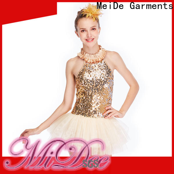 MIDEE adjustable ballet clothes bulk production Stage