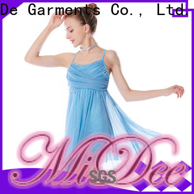 OEM lyrical skirt top dance clothes stage