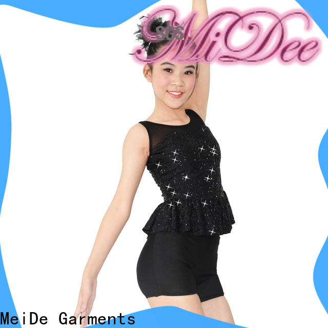 MIDEE professional dress jazz solo costumes for wholesale dancer