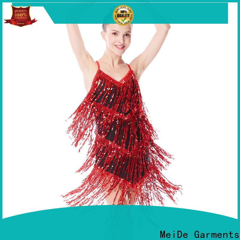 MIDEE dance costumes jazz manufacturer dance school