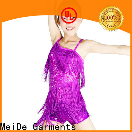 professional dress jazz clothing tie for wholesale dance school