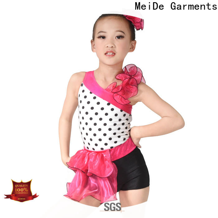 MIDEE skirt latin dance costumes for wholesale competition