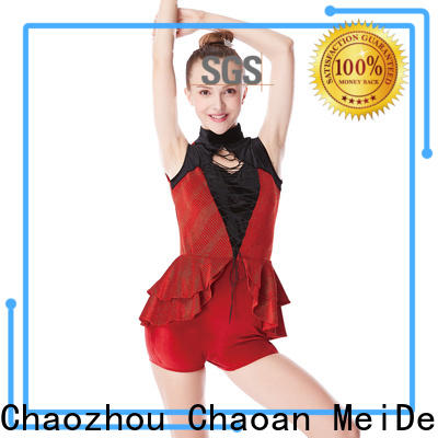professional dress girls jazz costumes fringed for wholesale competition