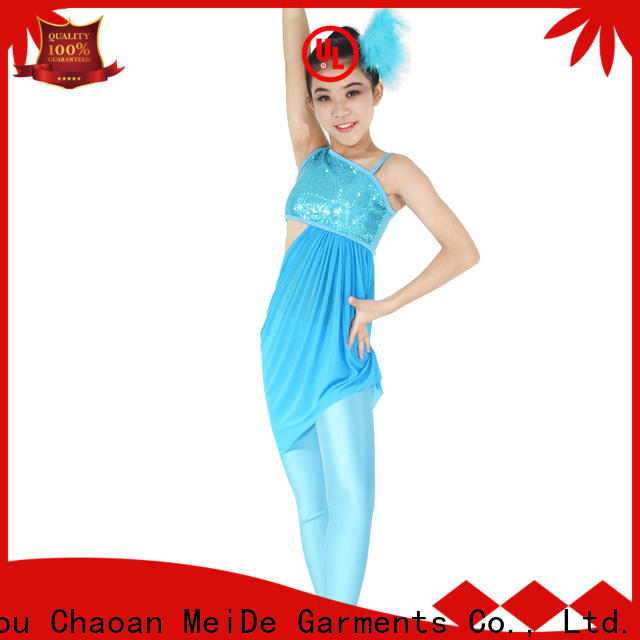 MIDEE professional dress jazz costumes for wholesale dancer