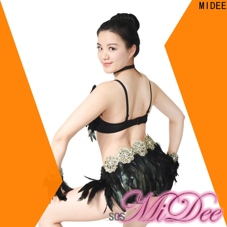 MIDEE odm jazz outfits ladies manufacturer dancer