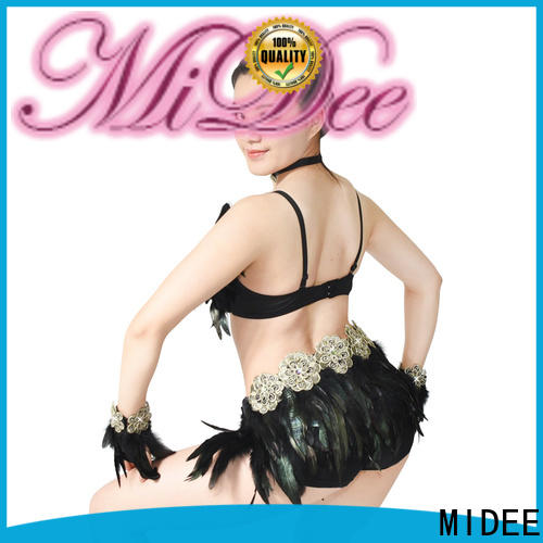 MIDEE odm jazz clothing for wholesale performance