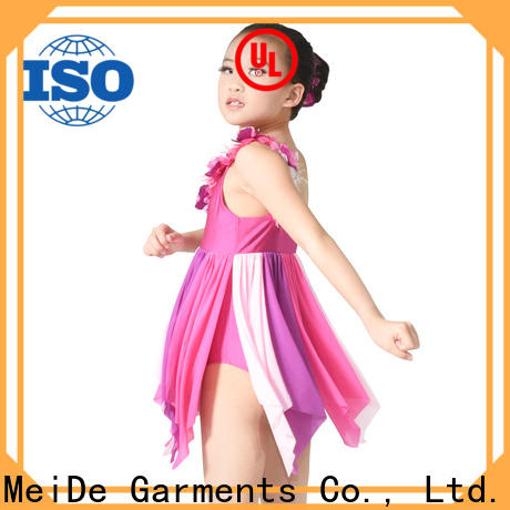 MIDEE tutus kids ballet outfit odm performance