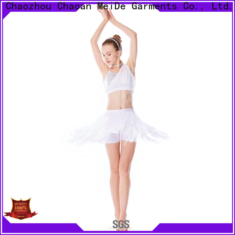 MIDEE customization lyrical dancewear dance clothes performance