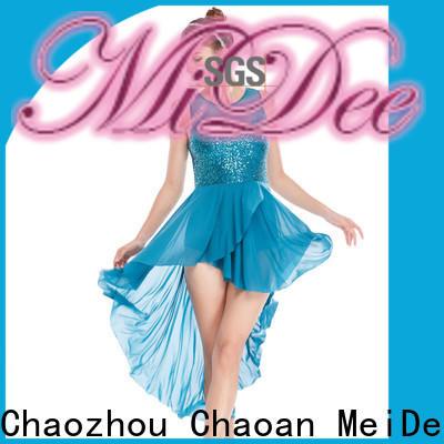 OEM lyrical skirt pieces dance clothes performance
