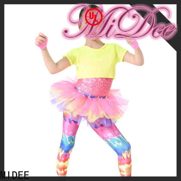 MIDEE stable performance cute dance costumes factory price dancer