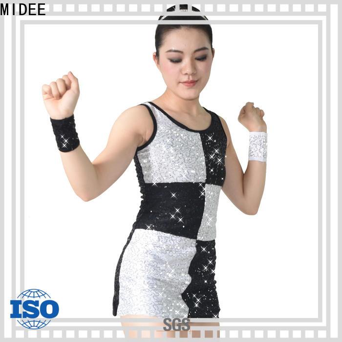 MIDEE professional dress jazz dance dress manufacturer dancer