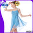 customization dance costumes lyrical floral dance clothes show