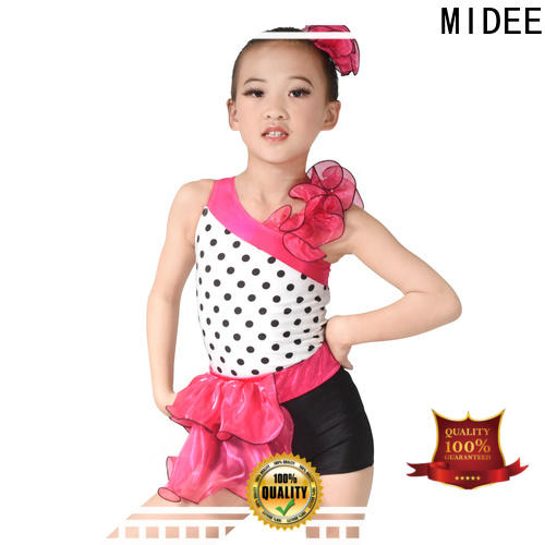 MIDEE girls jazz costumes for wholesale Stage