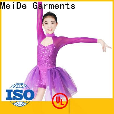 OEM custom lyrical dance costumes performance custom show