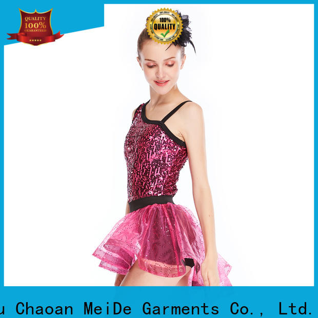 MIDEE odm jazz costumes for competition for wholesale competition