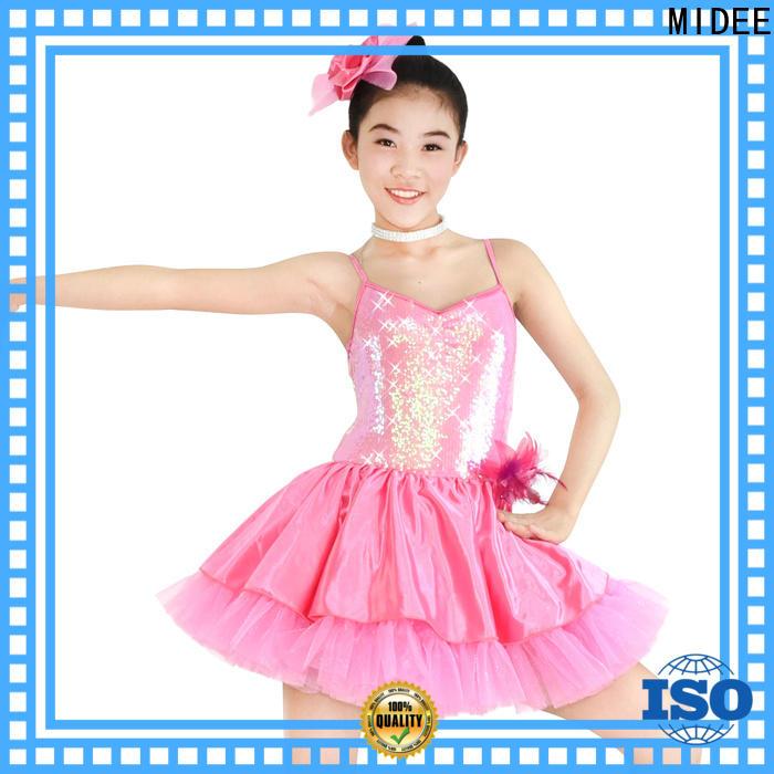 adjustable ballet dance costumes leotard odm Stage