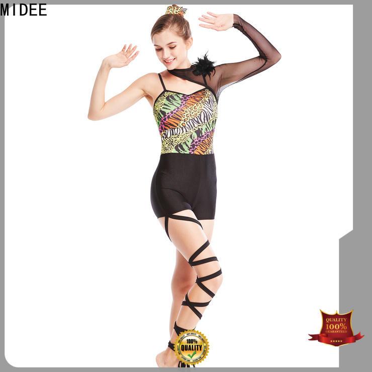 MIDEE professional dress dance costumes jazz manufacturer dancer