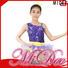 comfortable ballet leotards for girls shoulder factory price dancer