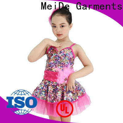 MIDEE adjustable ballet leotards factory price competition