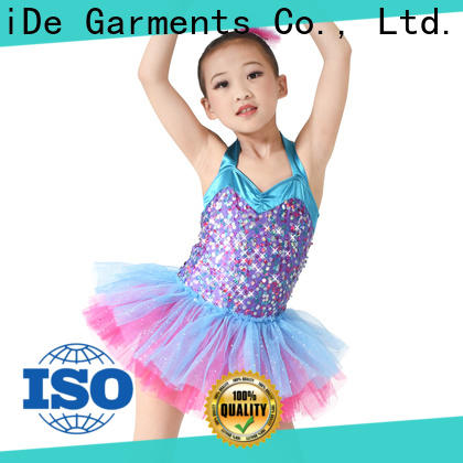anti-wear kids ballet clothes performance factory price Stage
