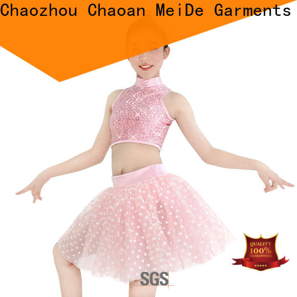 MIDEE adjustable ballet wear factory price show