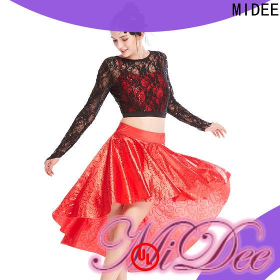 MIDEE wear jazz dance outfits manufacturer dance school