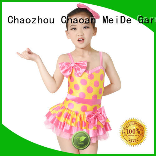 MIDEE skirt dance costume leotard oem competition