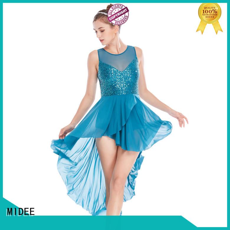 OEMlyrical dancewear tankdance clothes show